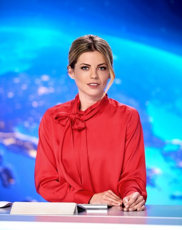 Roxana Hulpe, Pro TV