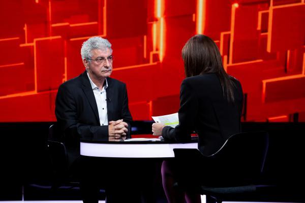 Silviu Priogoană la 40 de întrebări cu Denise Rifai, Kanal D