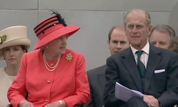 captură youtube, The Royal Family Channel