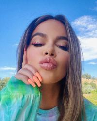 Khloe Kardashian, foto instagram