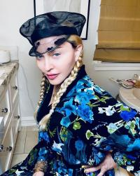 Madonna, sursa foto Facebook