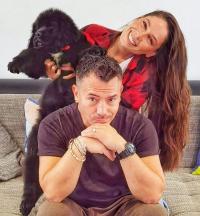 Irina si Razvan Fodor, foto instagram