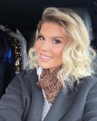 Diana Matei, foto instagram