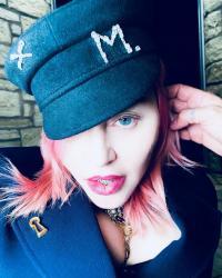 Madonna, foto instagram