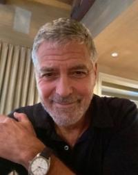 George Clooney, foto Instagram