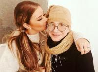 Regretata artistă de muzică populară Ionela Prodan și fiica sa, Anamaria Prodan, foto Instagram