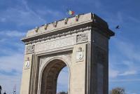 Arcul de Triumf. Foto Pixabay, Autor Valentin Baciu