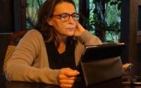 Cristina Hoffman, foto arhiva personală