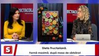 Dieta Fructariană. Lector univ. dr. Elena Pogurschi, consultant nutriționist