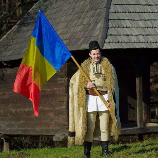 Dumitru Stroie, foto Facebook