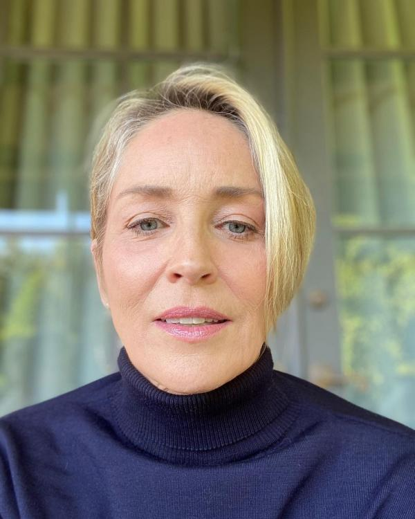 Sharon Stone, instagram