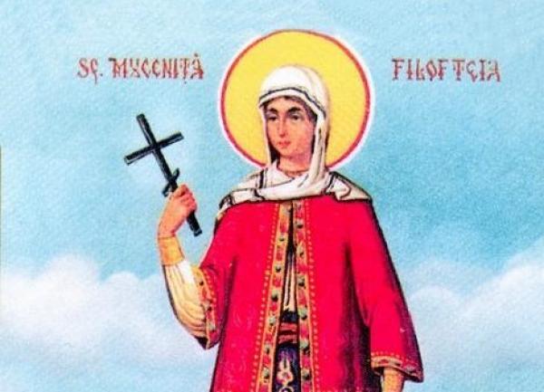 Sfanta Filofteia, foto doxologia.ro