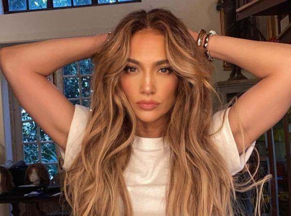 Jennifer Lopez, foto Instagram