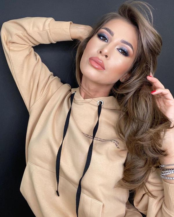 Cristina Mihaela, foto instagram
