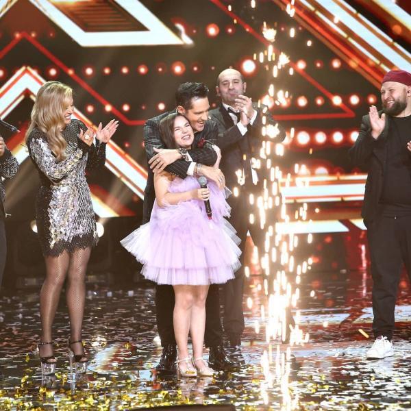 Andrada Precup, X Factor, foto Instagram