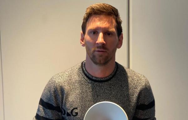Leo Messi, foto Instagram