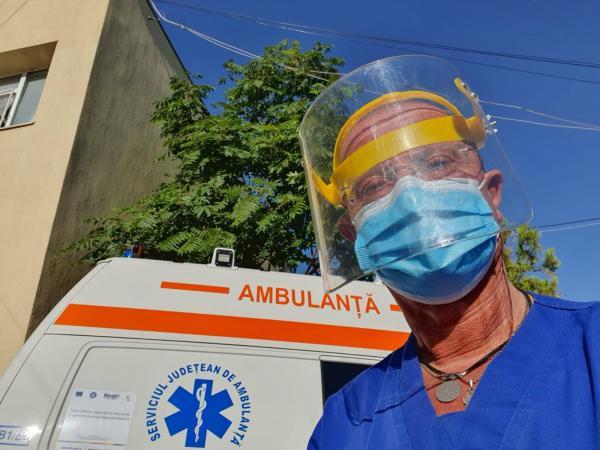 dr. Tudor Ciuhodaru. Foto Facebook