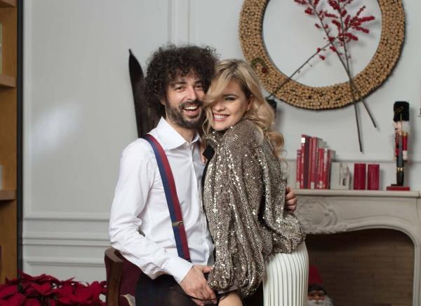 Marius Moga și Bianca Lapuște, foto Instagram