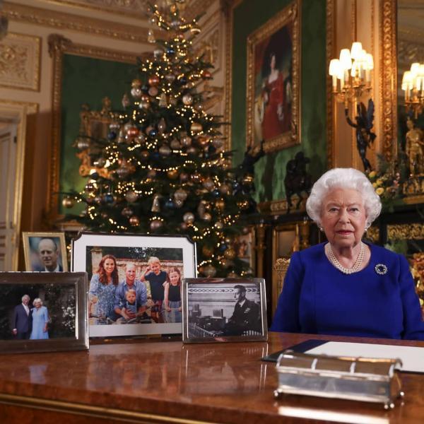 Regina Elisabeta, foto Instagram/ The Royal Family
