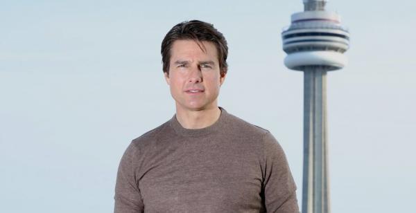 Tom Cruise, foto facebook