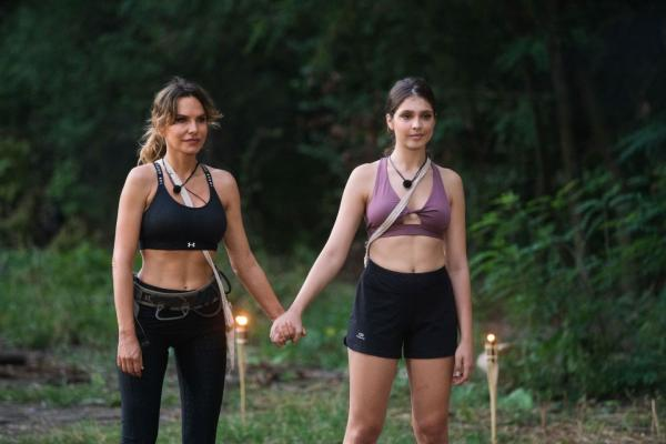 Ana Lesko și Elena Chiriac, foto Ferma, ProTv