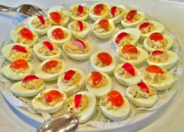 Ouă umplute, foto pixabay
