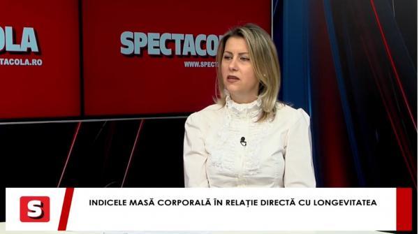 Lector univ. Elena Pogurschi, consultant nutriționist