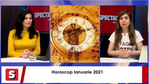 Horoscop, Ianuarie 2021. Daniela Simulescu, la interviurile Spectacola.