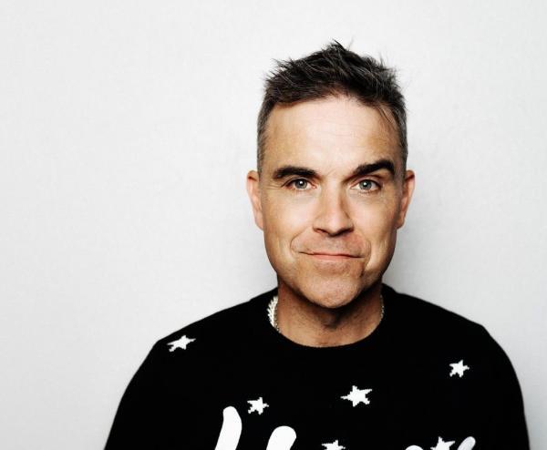Robbie Wiliamns, foto Instagram