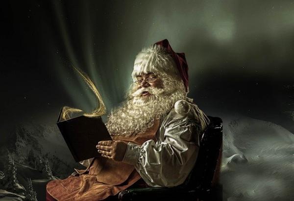 Moș Crăciun. pixabay.com / autor Willgard Krause