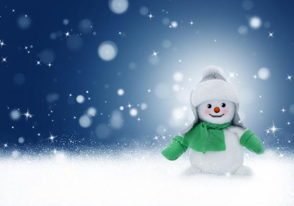 Snowman, foto pixabay