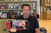 Arnold Schwarzenegger, notează Agerpres.