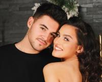 Alexia Eram și Mario Fresh/foto Instagram