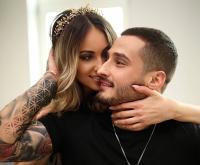 Otniela Sandu și Radu Constantin, foto Instagram