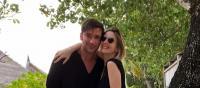 Radu Vâlcan și Adela Popescu, sursa foto Instagram