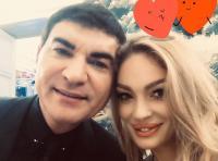 Cristi Borcea și Valentina Pelinel, foto Instagram