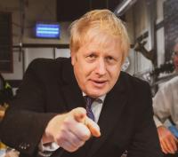 Boris Johnson, foto Facebook