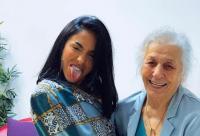 Ruby și bunica ei, sursa foto Instagram