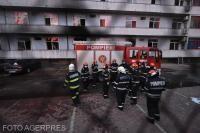 Incendiu Matei Balș, sursa Agerpres