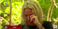 Amna, eliminare Survivor, captură TV