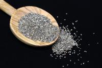 Semințe de chia, sursa pixabay/ autor Markus Tries