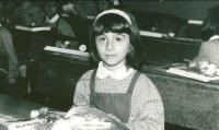 Dana Săvuică, foto Arhiva personală
