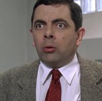 Mr. Bean, captură youtube