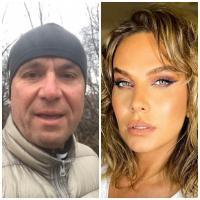 Cozmin Gușă și Anna Lesko, sursa instagram