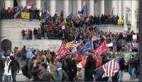 Capitoliu. Captură foto YouTube/ PBS NewsHour