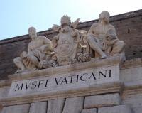 Muzee Vatican, sursa pixabay/ autor pascal OHLMANN