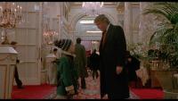 Donald Trump, în filmul Singur acasa 2/ captură youtube