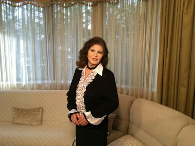 Irina Loghin, foto Facebook