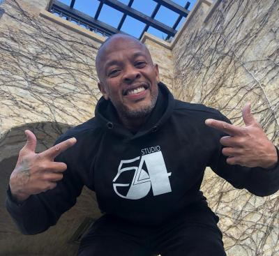 Dr. Dre, instagram