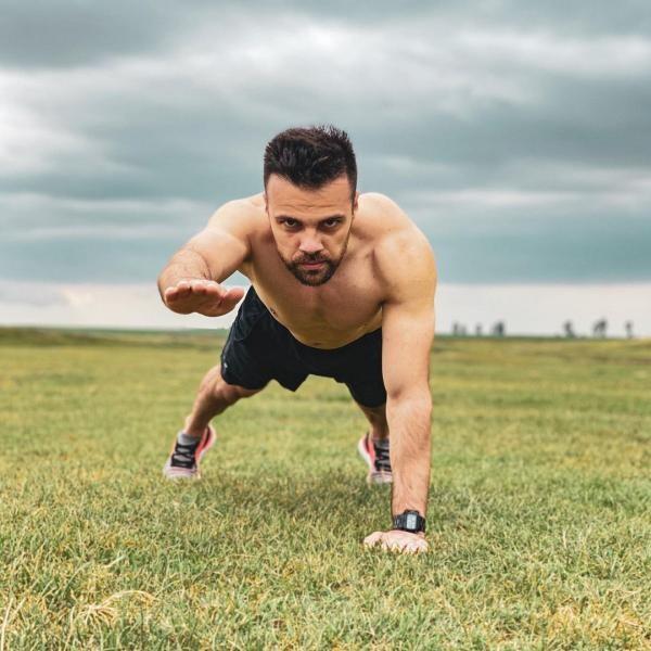 Cornel Moca, antrenor fitness, sursa instagram
